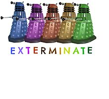 Exterminate by vanessarainces