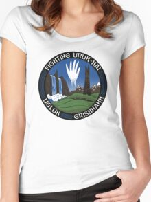 Mission to Isengard Women's Fitted Scoop T-Shirt
