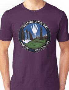 Mission to Isengard Unisex T-Shirt