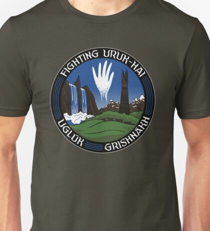 Mission to Isengard Unisex T-Shirt