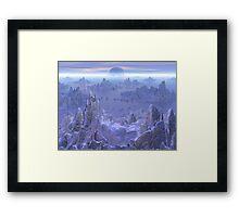 Islandia Evermore Framed Print