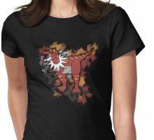 Tyrantrum Womens Fitted T-Shirt