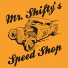 Mr.Shifty's by Steve Harvey