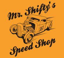 Mr.Shifty's by Steve Harvey