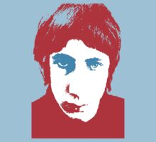 The Who Pete Townshend T-Shirt by retrorebirth