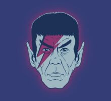 Ziggy Startrek by Blair Campbell