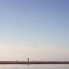 Beach Running by Jenny Miller