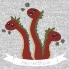 Game of Thrones Tot - Targaryen by etcreates