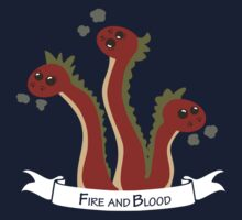 Game of Thrones Tot - Targaryen Kids Clothes