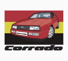 VW Corrado G60 by Steve Harvey