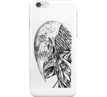 Death Mask iPhone Case/Skin