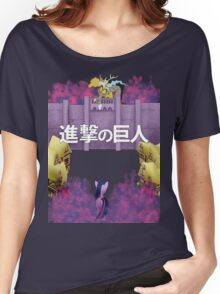 Attack on Ponyville Women's Relaxed Fit T-Shirt