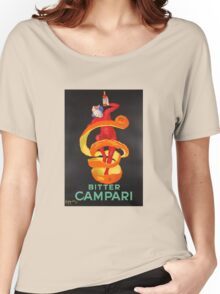 Campari Orange Women's Relaxed Fit T-Shirt