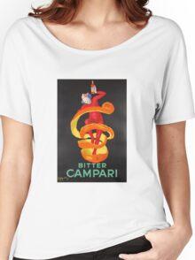 Campari Orange Women's Relaxed Fit T-Shirt