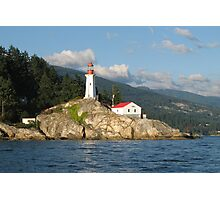 Point Atkinson Lighthouse Photographic Print