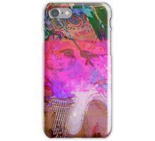 Las Vegas Street Montage iPhone Case/Skin