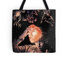 The Artist Behind The Mask Tote Bag
