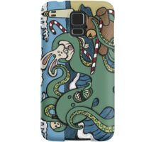Teddy Bear And Bunny - Epic Battle Samsung Galaxy Case/Skin