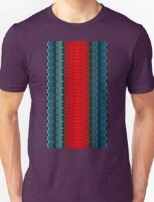 The Saturn Cylinder Unisex T-Shirt