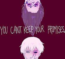 Broken Promises by senjuswag