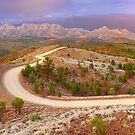 Bunyeroo Valley, Flinders Ranges, South Australia by Michael Boniwell