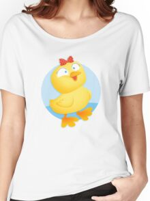 Baby Ducky Women's Relaxed Fit T-Shirt