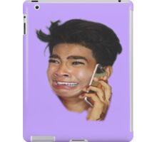 your rock iPad Case/Skin