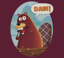 Dam! Beaver by Sandhop