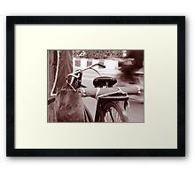 Abstract Photo Framed Print