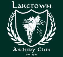 Laketown Archery Club (White) by FANATEE