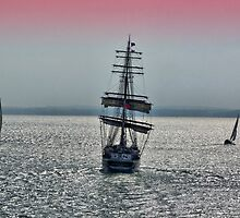 Pirates On The Solent by Colin J Williams Photography