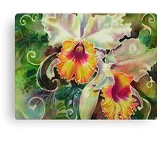 Orchid Series 9 Canvas Print