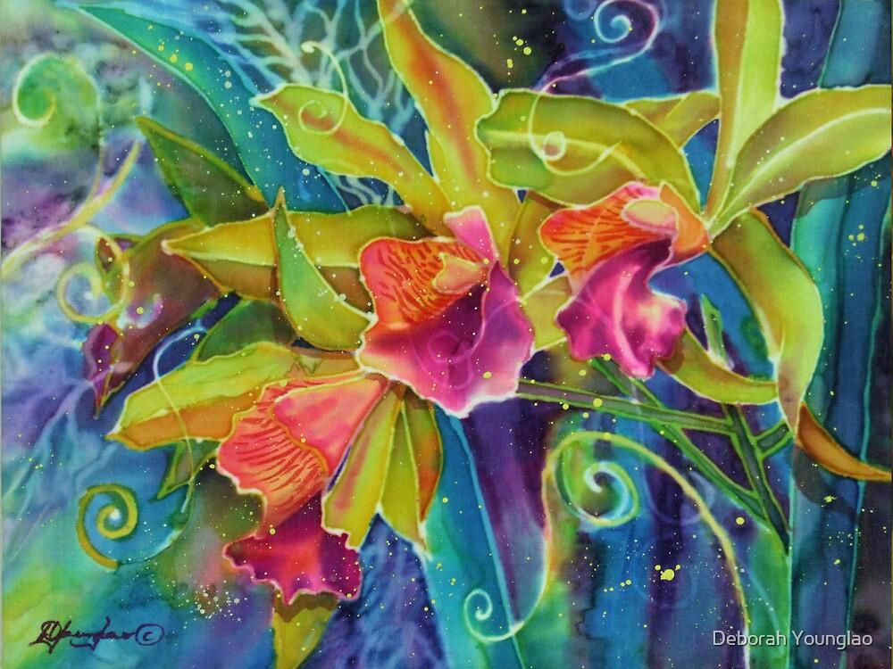 Orchid Series 14 by Deborah Younglao