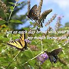Psalms 71:8 by Paula Tohline  Calhoun