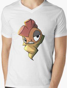 Scrafty Mens V-Neck T-Shirt