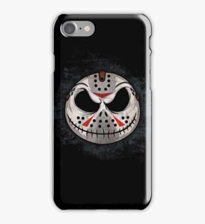 Nightmare Before Friday iPhone Case/Skin