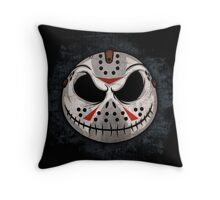 Nightmare Before Friday Throw Pillow