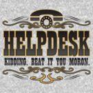 Helpdesk by bunnyboiler