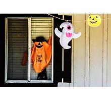 Neighborhood Spirit  Photographic Print