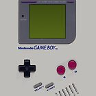 Nintendo Game Boy  by AlexStains