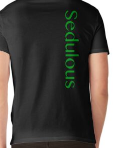 Sedulous Guild T-Shirt Mens V-Neck T-Shirt