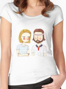 Secretly In Love Women's Fitted Scoop T-Shirt