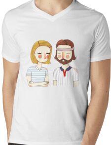 Secretly In Love Mens V-Neck T-Shirt