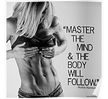 "Ruthie Harrisons ""Master The Mind"" Poster"