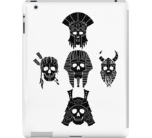 Old Bones iPad Case/Skin