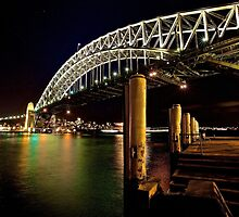 Harbour Bridge by joeferma