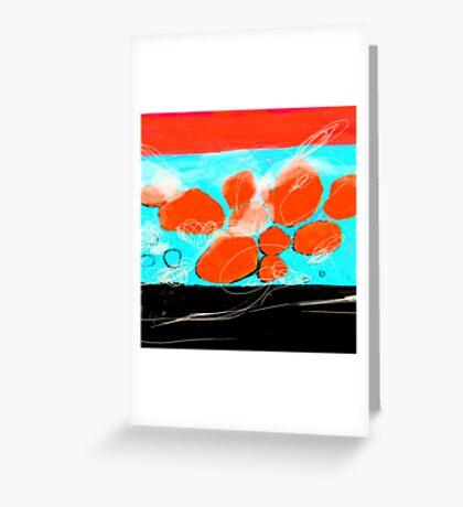 Waves of Porto Katsiki Greeting Card