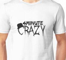 4minute - CRAZY (Hat Ver.) Unisex T-Shirt