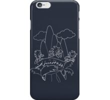 Needlemouse - Sonic the Hedgehog iPhone Case/Skin