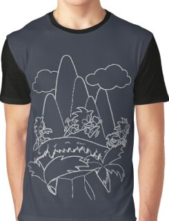 Needlemouse - Sonic the Hedgehog Graphic T-Shirt